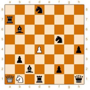 Уроки шахмат-ферзь