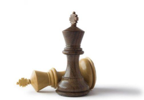Шахматные Фигуры, их ценность, различие, особенности (КОРОЛЬ)