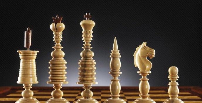 Ещё шахматные задачки-перевёртыши