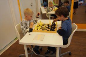 МИКС- турнир по шахматам- лидеры