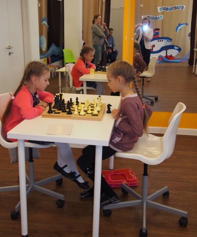 Победительницы турнира среди девочек