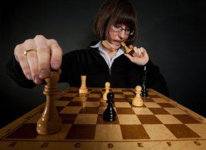 Как не проиграть в шахматы