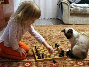 Как не проиграть в шахматы равному по силам 1