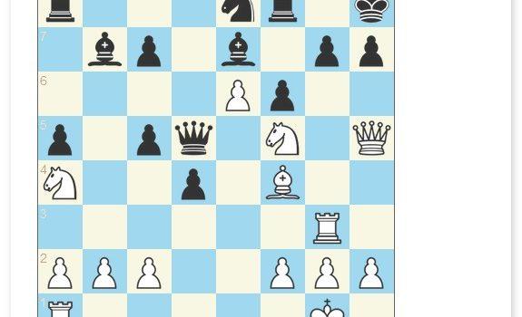 Шахматные задачи решаем онлайн, соревнуемся
