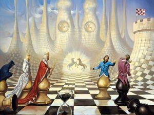 Шахматные задачи-решаем онлайн