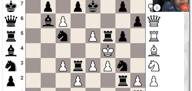 Концентрация внимания и памяти у детей в шахматах